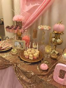 wedding theme pink gold birthday party ideas 2409282