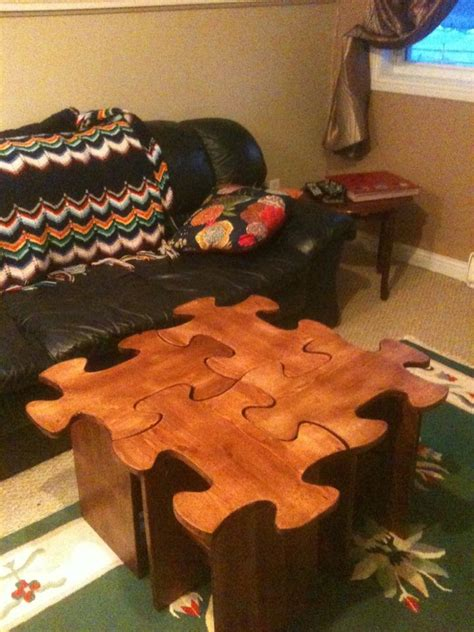 jigsaw puzzle table    home projects