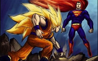Goku Superman Wallpapers