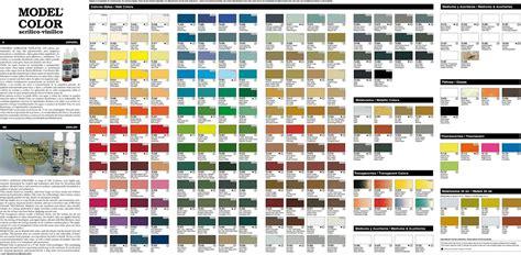 Vallejo Model Color Chart  Bing Images