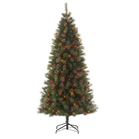 jaclyn smith 7 slim christmas tree kmart