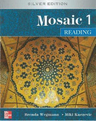 mosaic level  reading student book reading student key
