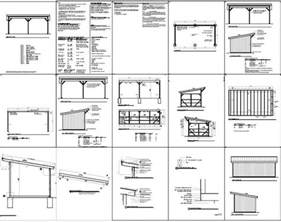 lean to plans for horses 12x24 run in lean to shed plans