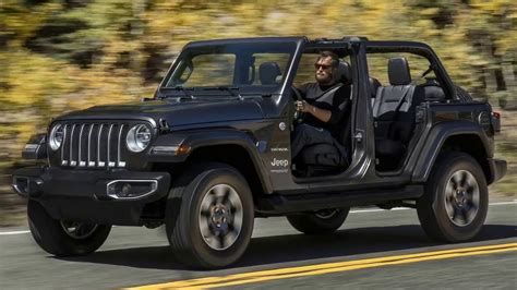 2018 Jeep Wrangler Jl Most Expensive Costs ,310