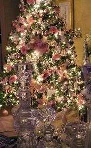 Pink & Shabby Victorian Christmas on Pinterest