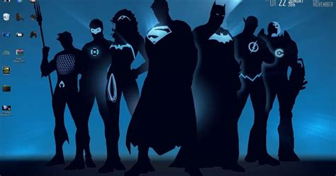 Justice League Animated Wallpaper - dc comics justice league animated wallpaper free