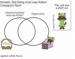 Honestly  Red Riding Hood Was Rotten  Storybook Companion
