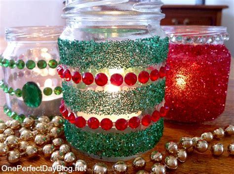 glass jar christmas lantern craft preschool education
