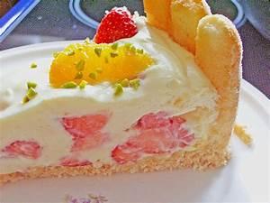 Philadelphia Torte Rezept : philadelphia torte erdbeer orange rezept mit bild ~ Lizthompson.info Haus und Dekorationen
