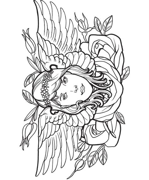creative haven modern tattoo designs coloring book dover publications creative haven coloring