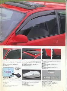 92-95 Civic Oem Keyless Entry System Jdm