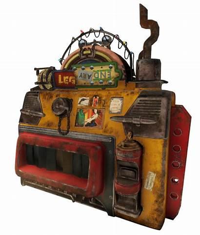 Machine Legendary Fallout Exchange Vending 76 Scrip