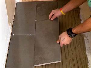 how to install a plank tile floor how tos diy With how to lay tiles in the bathroom