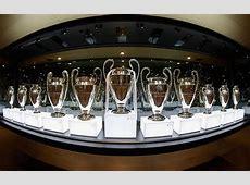 ¿Cuántos títulos ha ganado el Real Madrid en sus 116 años