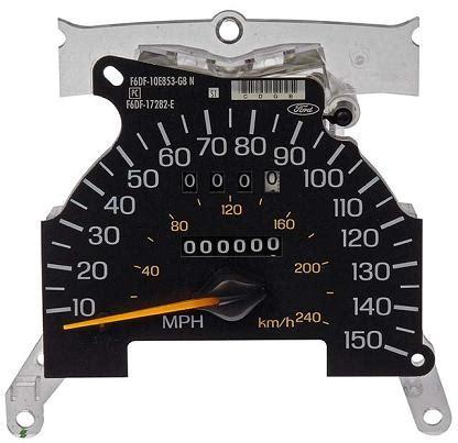 motor repair manual 1996 mercury sable instrument cluster 1996 1997 ford taurus mercury sable instrument cluster repair 150 mph