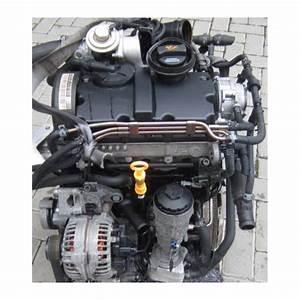 Engine  Motor Vw Polo 1 4 Tdi 75 Ch Bay Garanti