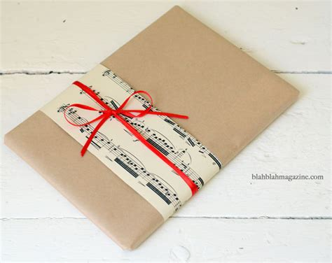 Recycled Gift Wrap