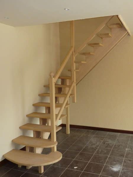fabriquer un escalier quart tournant escaliers