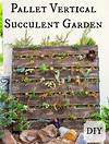 25 Easy DIY Plans and Ideas for Making a Wood Pallet pallet planter vertical garden