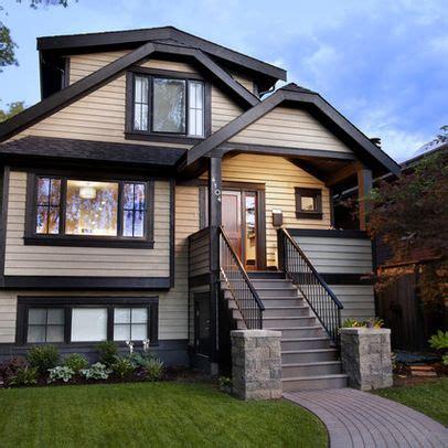 dark brown exterior house 2 975 dark trim vancouver home