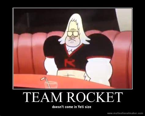 Team Rocket Meme - team rocket by bellaluvscuteness