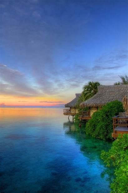 Sunset Wallpapers Island Huawei Mate Galaxy Phone