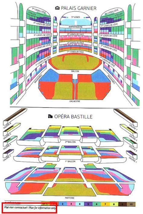 plan numerote salle opera bastille dansomanie voir le sujet saison 2016 2017 224 l op 233 ra de