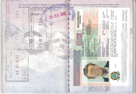 brazil visa guide passport info guide