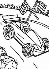 Coloring Race F1 Racing Formula Track Cars Drawing Colouring Tulamama Printable 2d Sheets Getdrawings Getcolorings Turtle sketch template