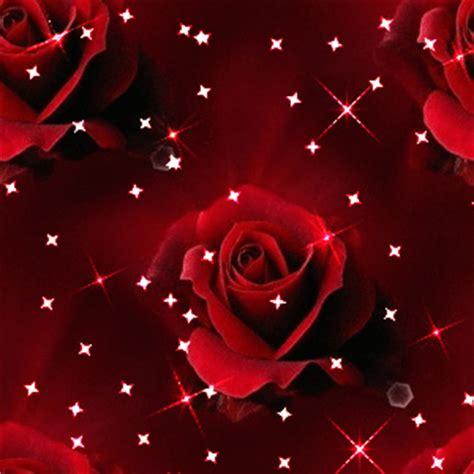 Картинки фон розы анимация