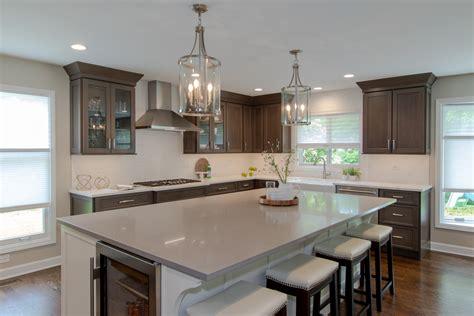 open  airy suburban kitchen prestige kitchen  bath