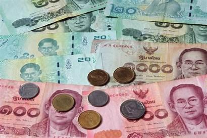 Money Thailand Currency Thai 2021 Asia Exchange