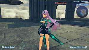 Xenoblade Chronicles 2 - 1.5.1 Update New Outfits / Costumes - YouTube