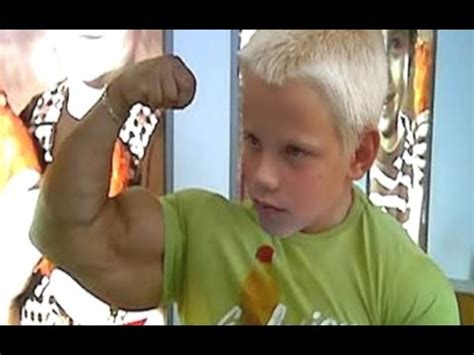 Top 5 Strongest Kids In The World Youtube