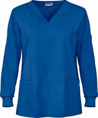 Scrub Scrubs Butter Soft Sleeve Tops Suit