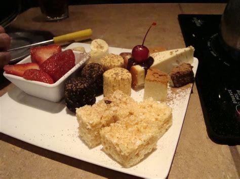 chocolate fondue without