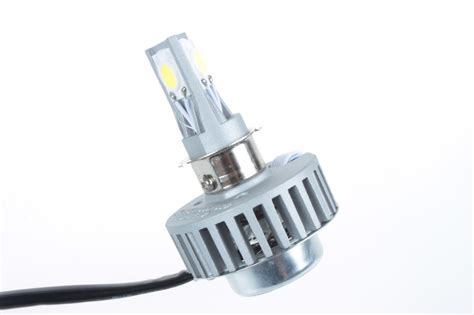 Fusion Led 2000 Lm Replacement Motorcycle Headlight Bulb