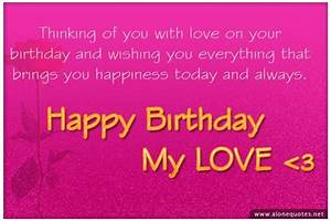 Happy Birthday Funny Quotes For My Boyfriend | Happy ...