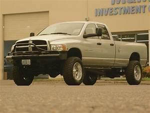 2005 Dodge Ram 2500 Slt 4x4 5 9l Cummins Diesel    6