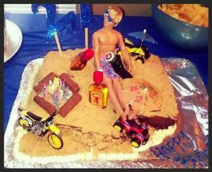 Drunk Ken cake | Recipes | Pinterest
