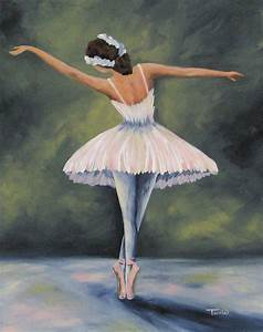 Torrie Smiley, Original Works of Art: New Large Ballerina ...