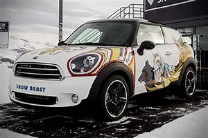 Mini Job Munchen : mini the snow beast on behance ~ Eleganceandgraceweddings.com Haus und Dekorationen