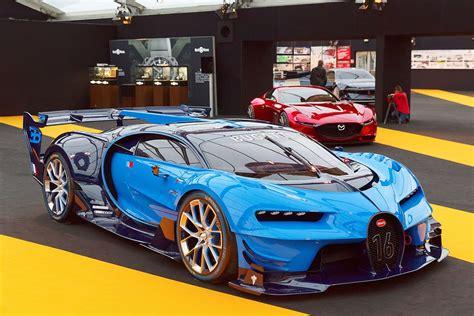 Bugatti Vision Gt For Sale by Bugatti Vision Gran Turismo