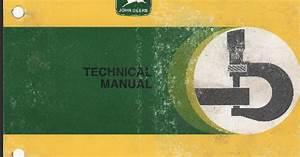 John Deere 6800 Tractor Service Repair Manual