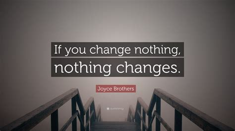 Joyce Brothers Quote: