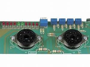 Velleman Kits K4040  Stereo Valve Amplifier    Chrome Version  U2013 Velleman  U2013 Wholesaler And
