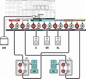 Speaker Configuration And  U201camp Assign U201d Settings Sr5009