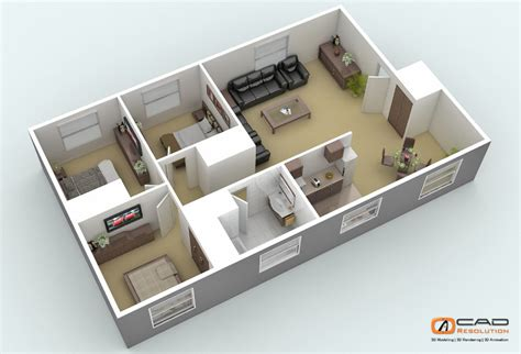 4plan designer is very easy to use home interior and exterior design application. Offshore Architectural 3D Floor Plans and House Design Help Architects Projects