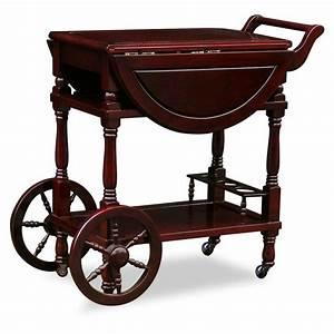 Rosewood Ming Style Tea Cart