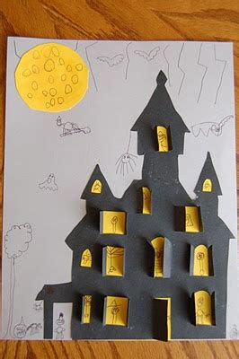 Halloween Arts And Crafts Ideas For Kids Craftshady